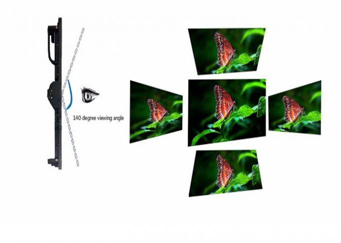 P1.66 RGB HD LED Display Clear View LED Panel for stage Energy saving