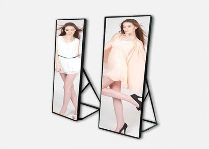 P1.8 HD Indoor LED Poster Board Small Pitch High Grayscale 160° Viewing Angle