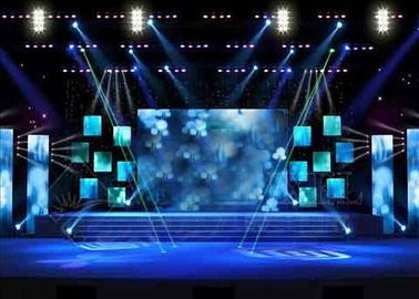 China Full Color P4.81 Outdoor Rental LED Display High Refresh Rate Wide Viewing Angle supplier