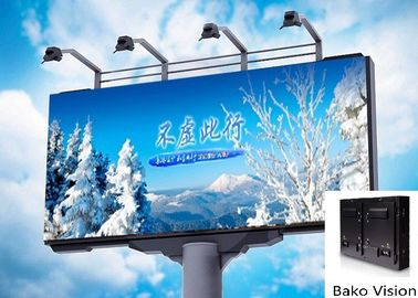 High Definition Small Pixel Pitch Led Display , Led Billboard Screen P4.81-P10mm