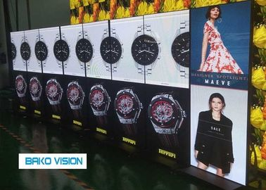 China P1.9/2.5 High-Value, Phone Control LED Poster Display for Advertising supplier