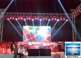 4.81mm Pixel Pitch Outdoor Led Video Display Board For Stage Event Live Show