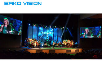 Indoor Rental LED Display P3.91 Video Wall SMD2121 For Church / Worshop