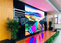 6500K-9500K Indoor Fixed LED Display Video Wall 4mm Pixel Pitch 2 Years Warranty