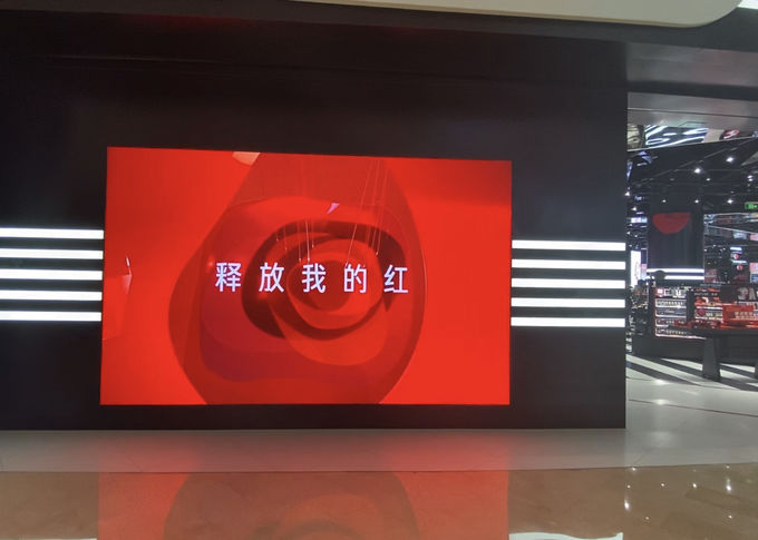 Ultra High Definition Indoor Fixed LED Display Full Color Small Pitch 200*150 Module